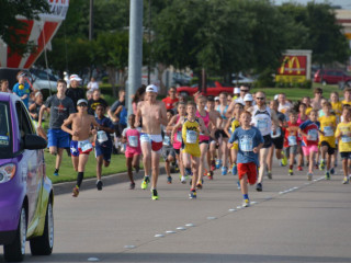 Thrill of the Grill 5K