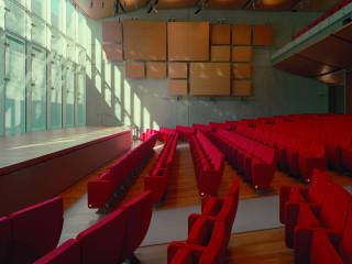 Kimbell Art Museum Piano Auditorium