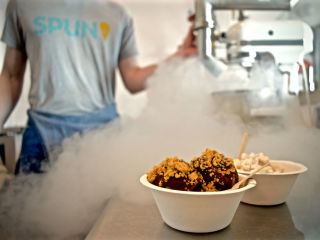 Spun and Anjore presents Ice Cream Social Supper