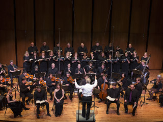 "2015 Houston Early Music Festival: Bach Society Houston presents ""Music for Celebration"""