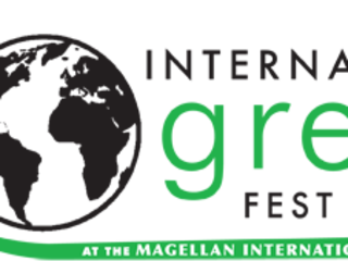 International Green Fest logo for Magellan International School