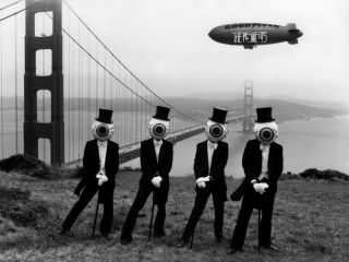 Switched On presents Theory of Obscurity: A Film about the Residents