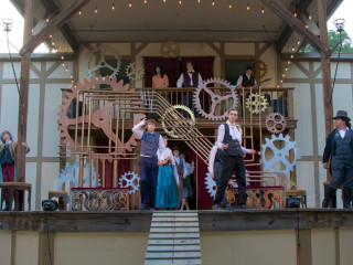 Austin Shakespeare presents Steampunk Twelfth Night