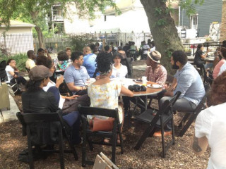 Project Row Houses presents The Black Lunch Table and Wikipedia Edit-a-thon