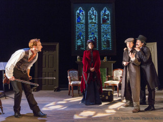 Aquila Theatre presents Sherlock Holmes