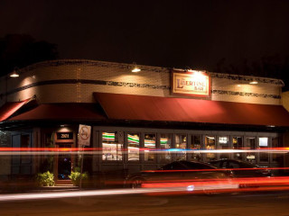Exterior of Libertine Bar on Lower Greenville in Dallas