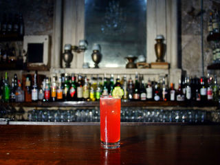 Whisler Bar presents Fernet-Branca Barback Games