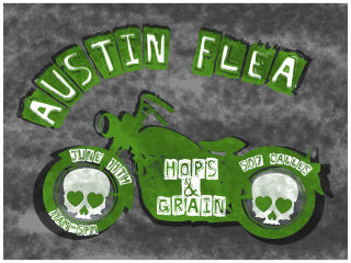 The Austin Flea at Hops & Grain