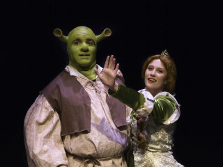 Main Street Theater presents Shrek The Musical