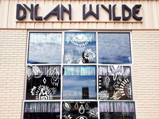 Dylan Wylde Summer Artist Installation & Pop-Up Shop