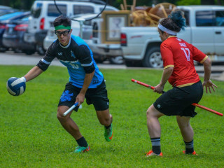 Major League Quidditch presents Austin Outlaws vs. New Orleans Curse