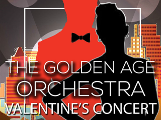 The Golden Age Orchestra Valentine's Concert_poster CROPPED_2015
