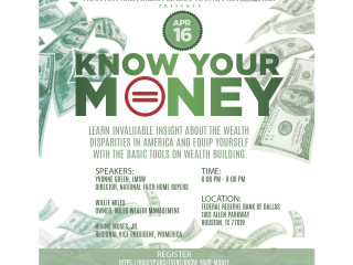 "Houston Area Urban League Young Professionals hosts ""Know Your Money: Houston Money Week"""