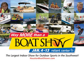 57th Annual Houston International Boat, Sport & Travel Show