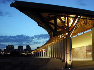 Austin Photo: Places_Arts_Palmer_Events_Center_Exterior