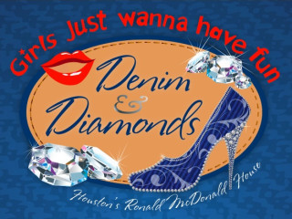 "Girls Just Wanna have Fun 2013: ""Diamonds & Denim"" benefiting Ronald McDonald House Houston"