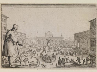 Art opening reception: Princes and Paupers: The Art of Jacques Callot