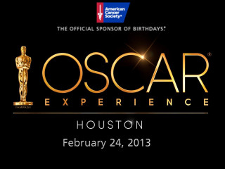 Oscar Experience Houston 2013 Gala benefiting the American Cancer Society