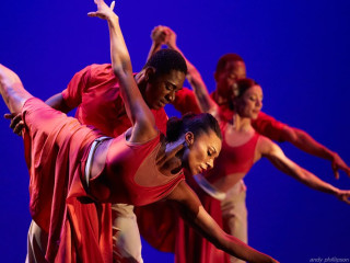 MECA presents the Dallas Black Dance Theatre