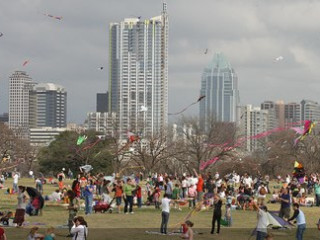 Austin photo: Event_Kite Festival_Poster