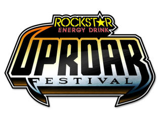 Fourth annual Rockstar Energy UPROAR Festival