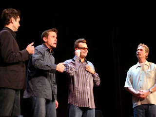 Whose Live Anyway? at Long Center improv
