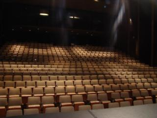 B. Iden Payne Theatre Texas Performing Arts