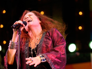 Janis Joplin musical at Zach Theater
