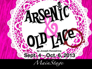 A.D Players presents Arsenic and Old Lace by Joseph Kesselring