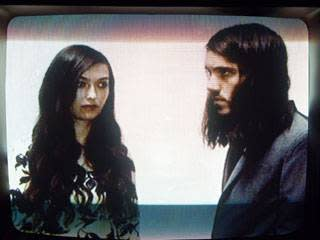 Madeline Follin and Brian Oblivion of Cults