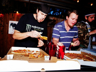 Austin Photo Set: News_Mike_Carnival o'pizza_Nov 2011_homeslice