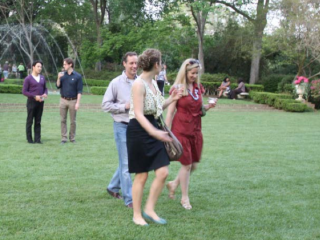 Sip & Stroll Evenings at Bayou Bend