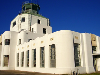 Jerry & Marvy Finger Lecture Series: 1940 Air Terminal By Michael Bludworth