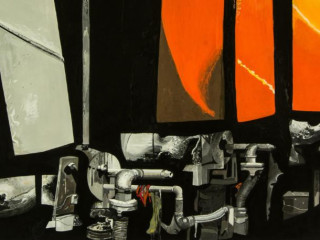 Art opening reception: Blast Furnaces - Concluding the Series by Nadezda Prvulovic