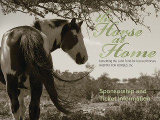 """The Horse at Home"" benefiting Habitat for Horses"
