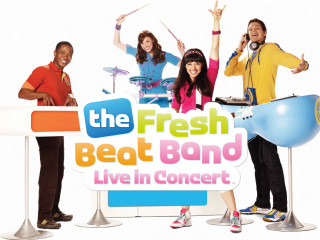 The Fresh Beat Band Live in Concert for Nick Jr.