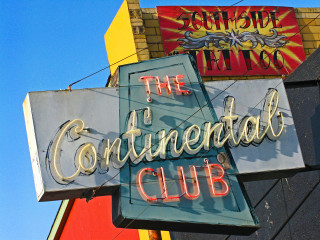 Austin Photo Set: Photo Esay_Jann Alexander_Vanishing Austin_September 2011_continental club