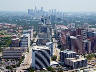 architecture center houston walking tour: texas medical center