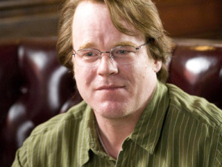 actor Philip Seymour Hoffman in Synecdoche New York