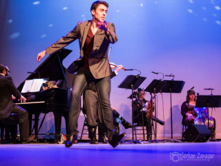 The Bach and Wing – Live Classical Music Tap Dance