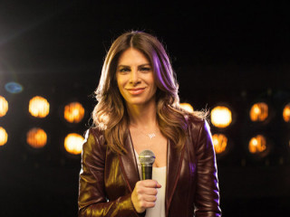 fitness trainer Jillian Michaels of The Biggest Loser