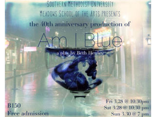 SMU Student Theatre presents Am I Blue