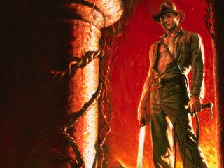 poster image from Indiana Jones and the Temple of Doom