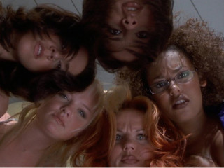 The Spice Girls in the film Spice World