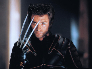 Hugh Jackman as Wolverine in X-Men
