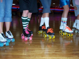 Kpop Skate Night, hosted by HKP Entertainment and Multifacetedacg