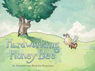 book cover of Hardworking Honey Bee