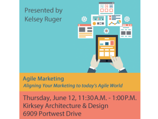 Houston Interactive Marketing Association Lunch and Learn: Agile Marketing