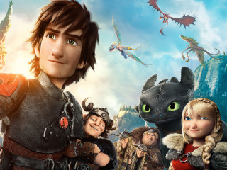 Film screening: How to Train Your Dragon 2 hosted by MC Chris