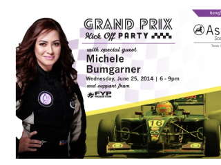 Asia Society and Filipino Young Professionals host Grand Prix Kick-Off Party